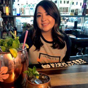 Bartenders at Frankie's Uptown
